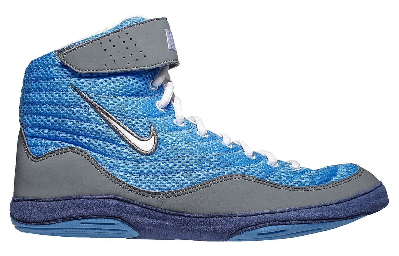 nike inflict 3 light blue