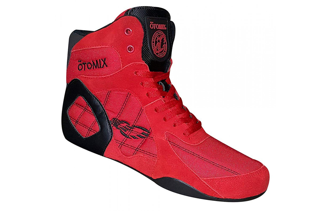 otomix ninja warrior red
