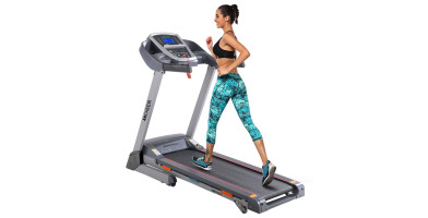 An In Depth Review of the ANCHEER Folding Treadmill in 2019