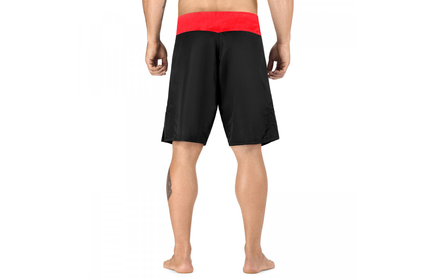 Elite Sports Trunks Back