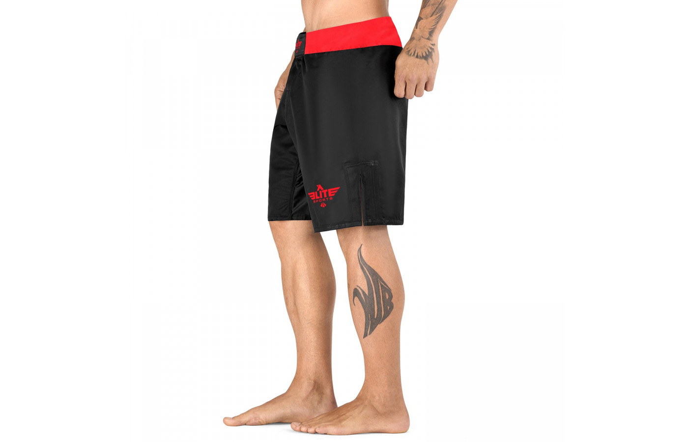Elite Sports Trunks Side