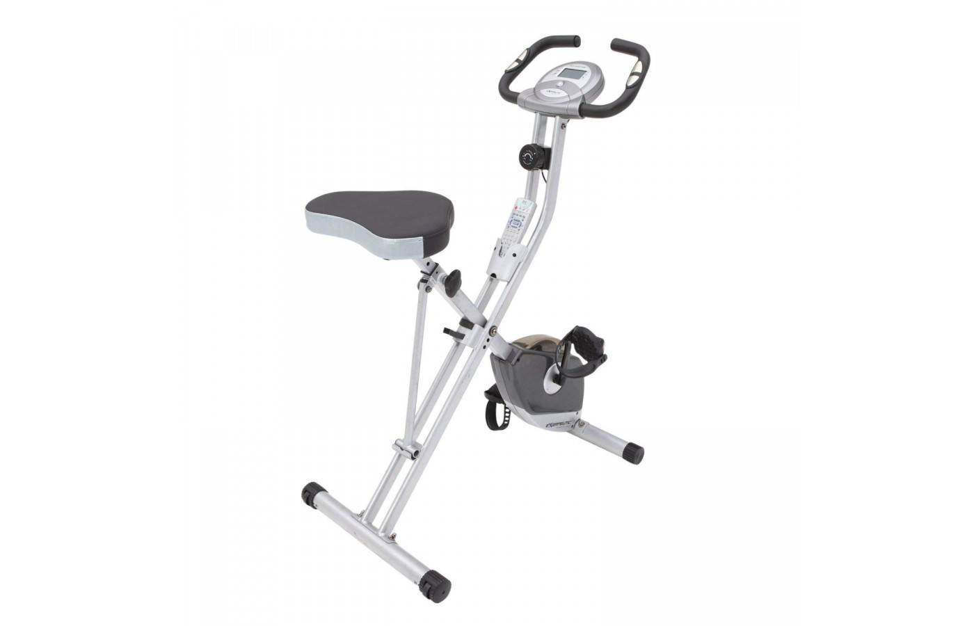exerpeutic folding bike angle