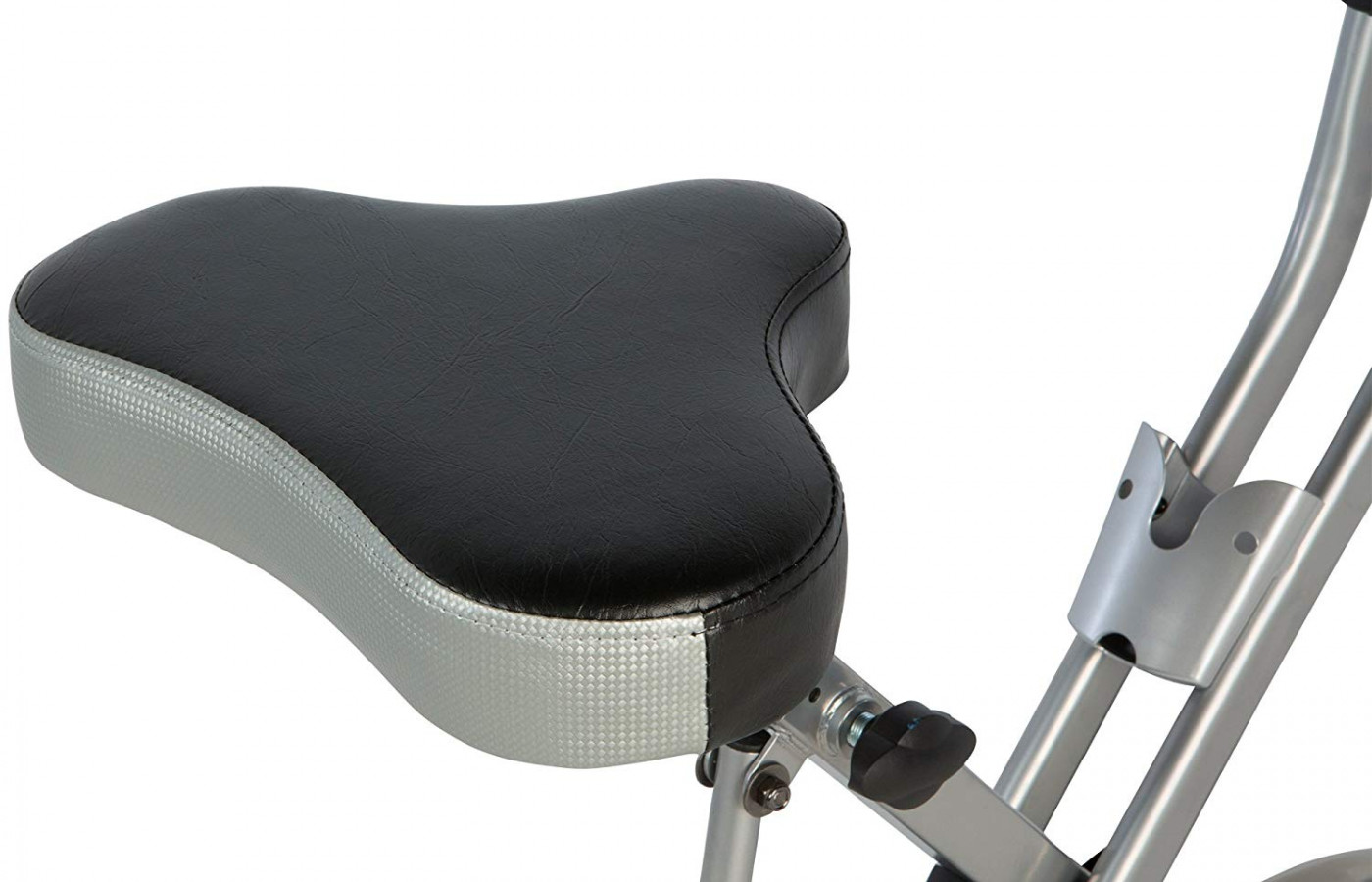 exerpeutic folding bike seat
