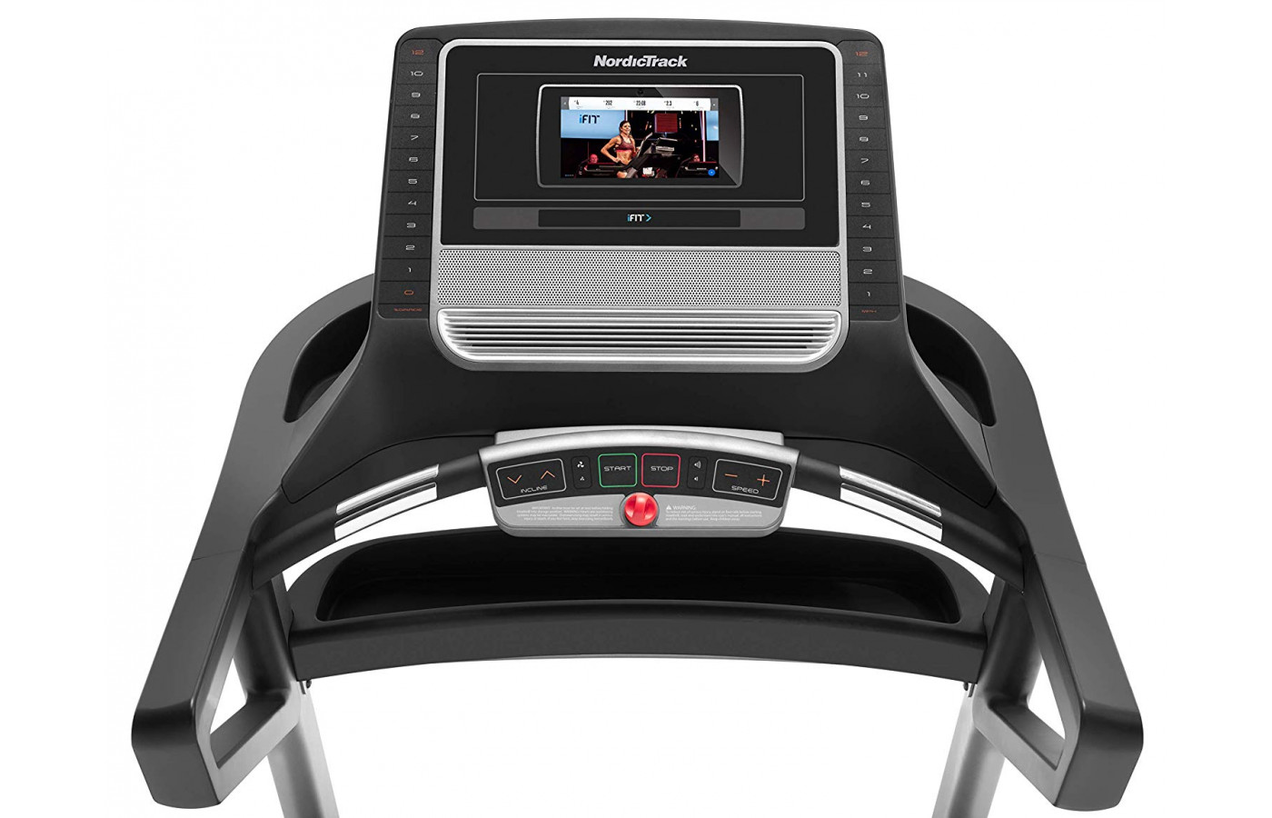 nordictrack T 7.5 console