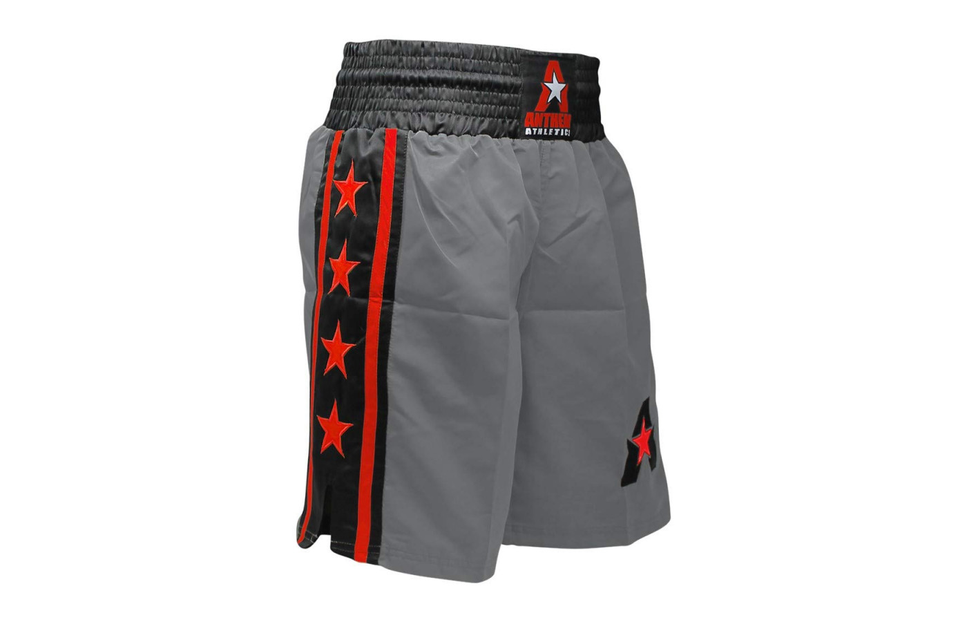 Anthem athletics gray red and black