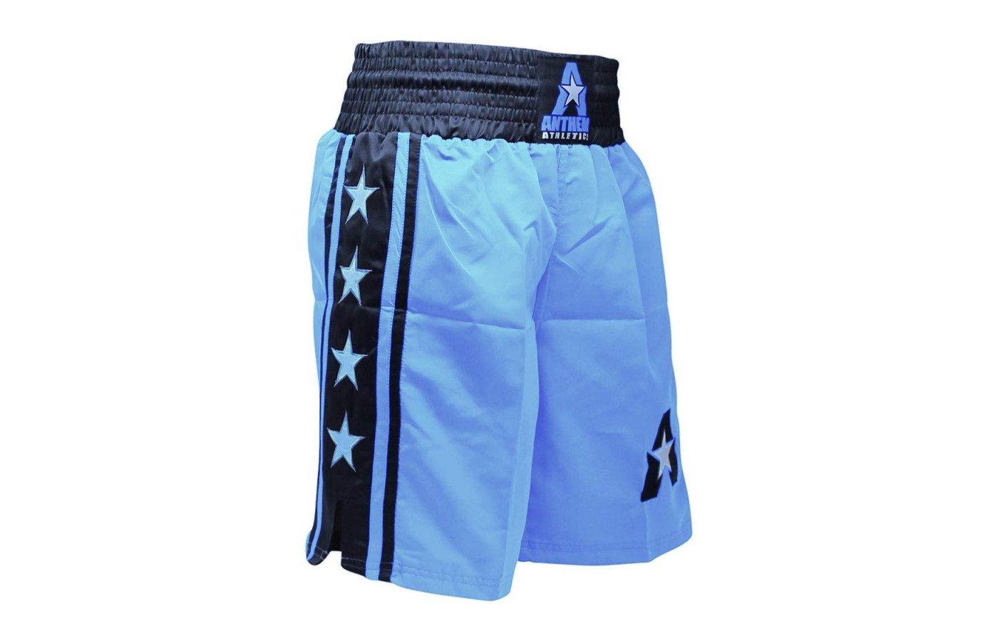 Anthem athletics light blue and dark blue