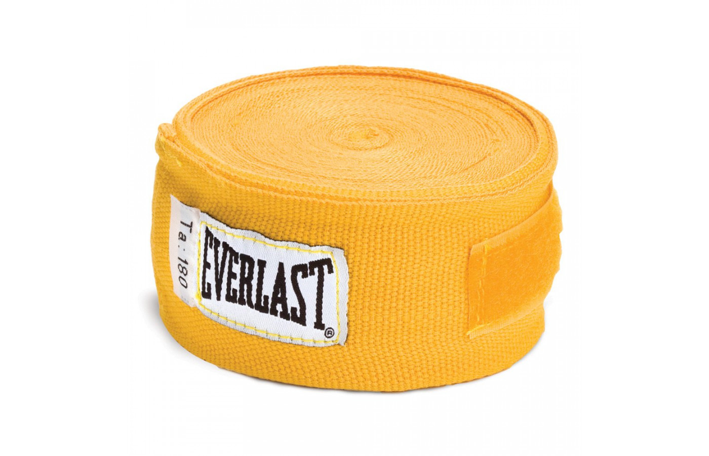 Everlast wraps yellow
