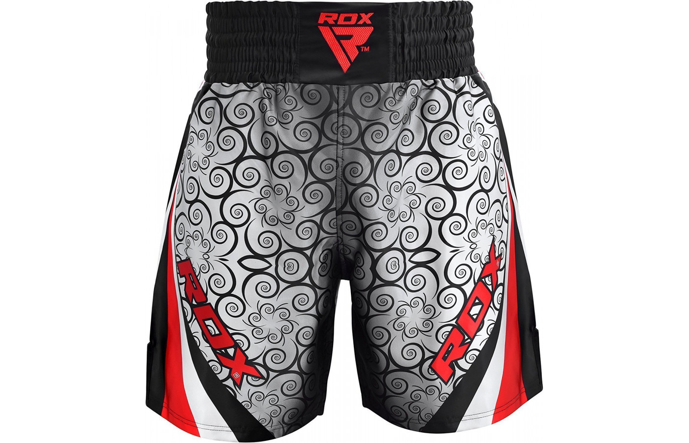 RDX Fight Shorts red and black