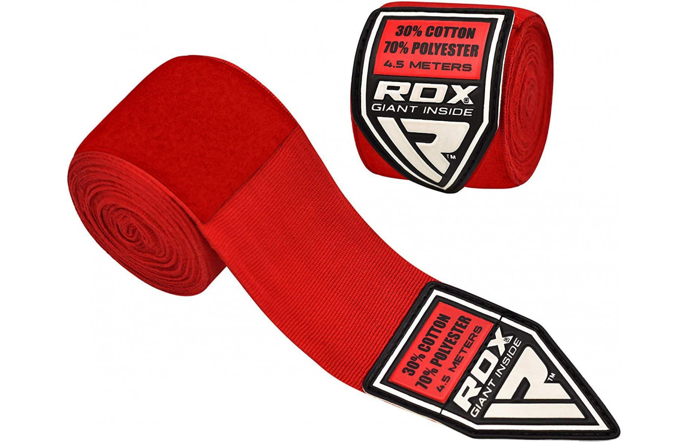 RDX wraps red