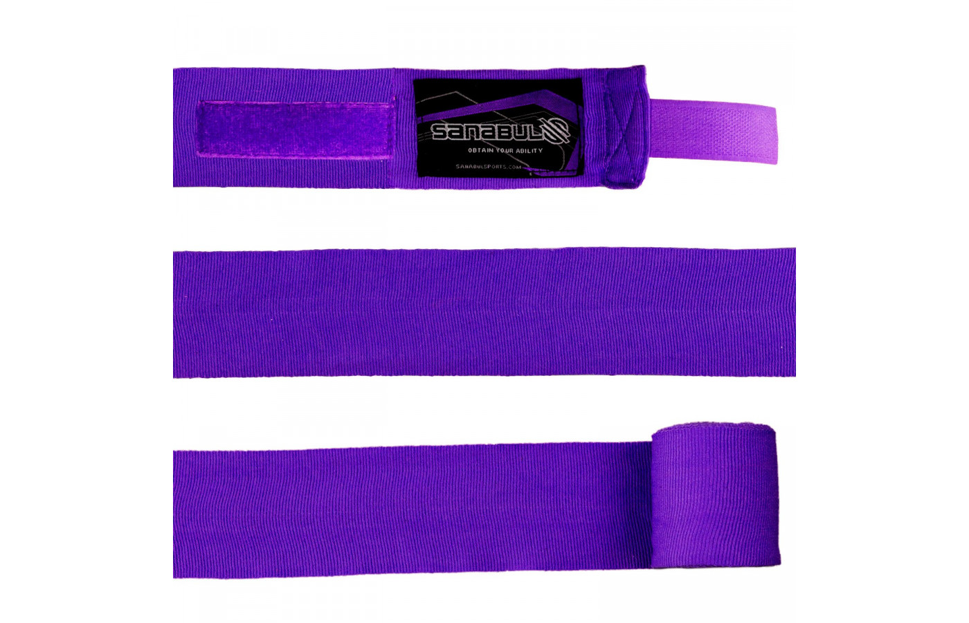 Sanabul Wraps purple