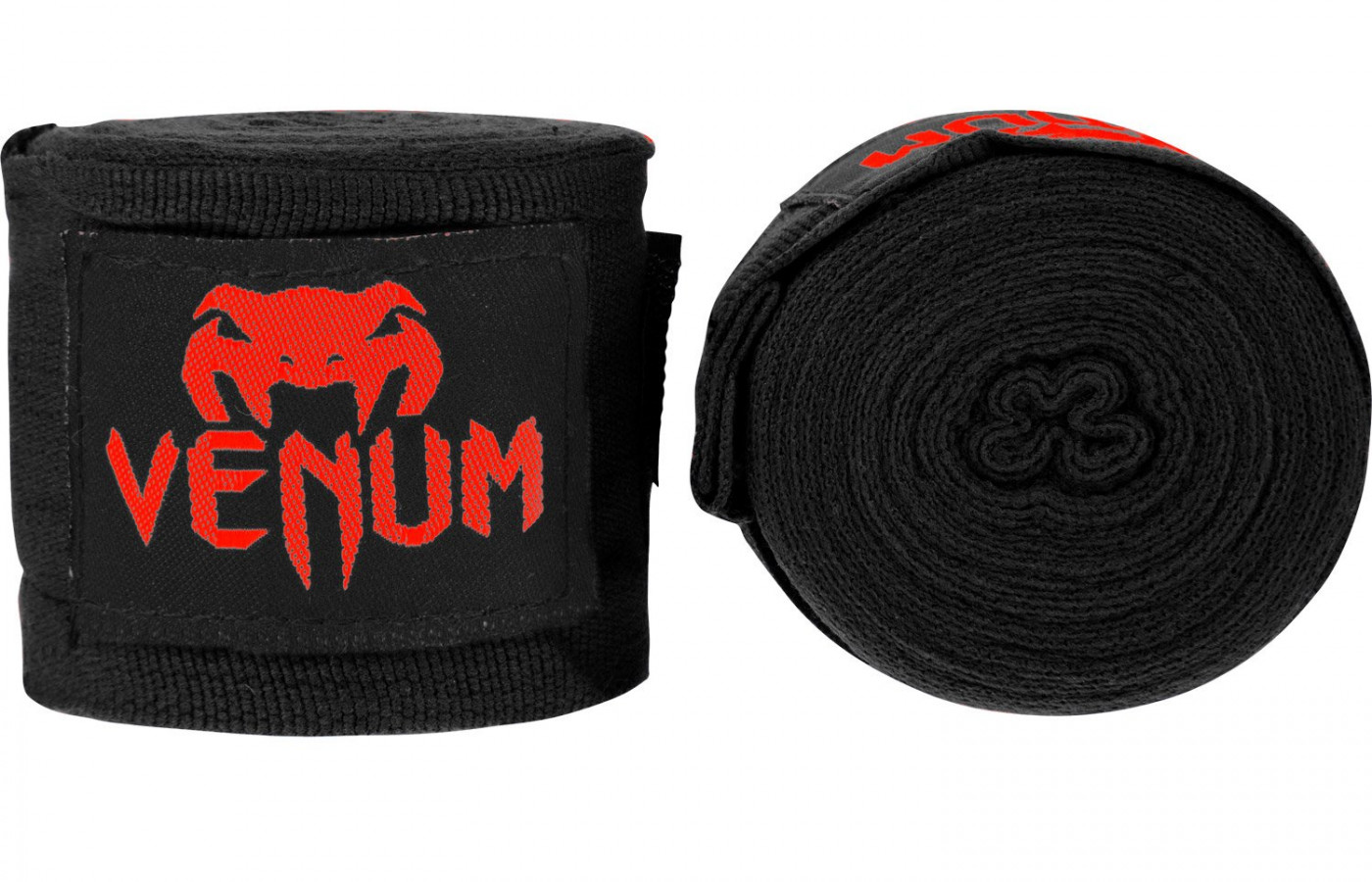 Venum wraps black and red