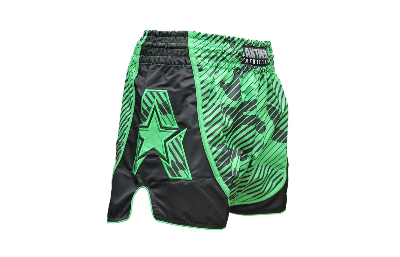 anthem athletics infinity black and green
