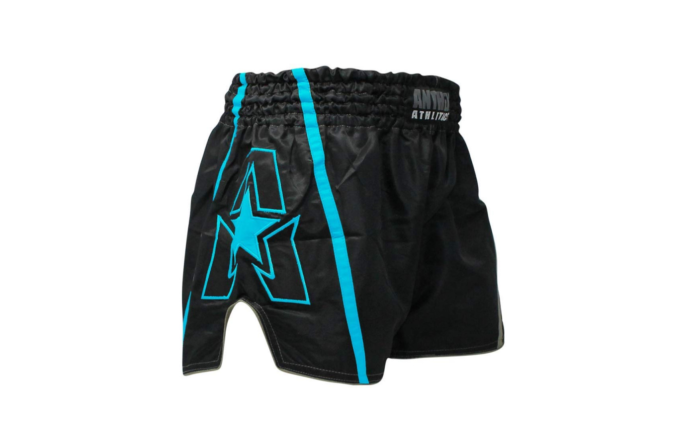 anthem athletics infinity black and teal