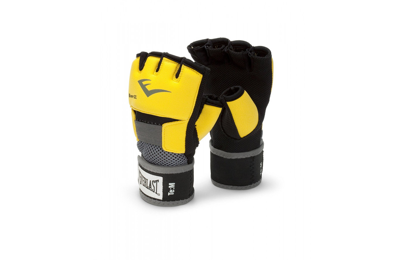 everlast gel wraps black and yellow
