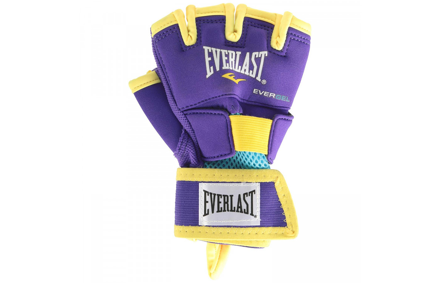 everlast gel wraps purple and yellow