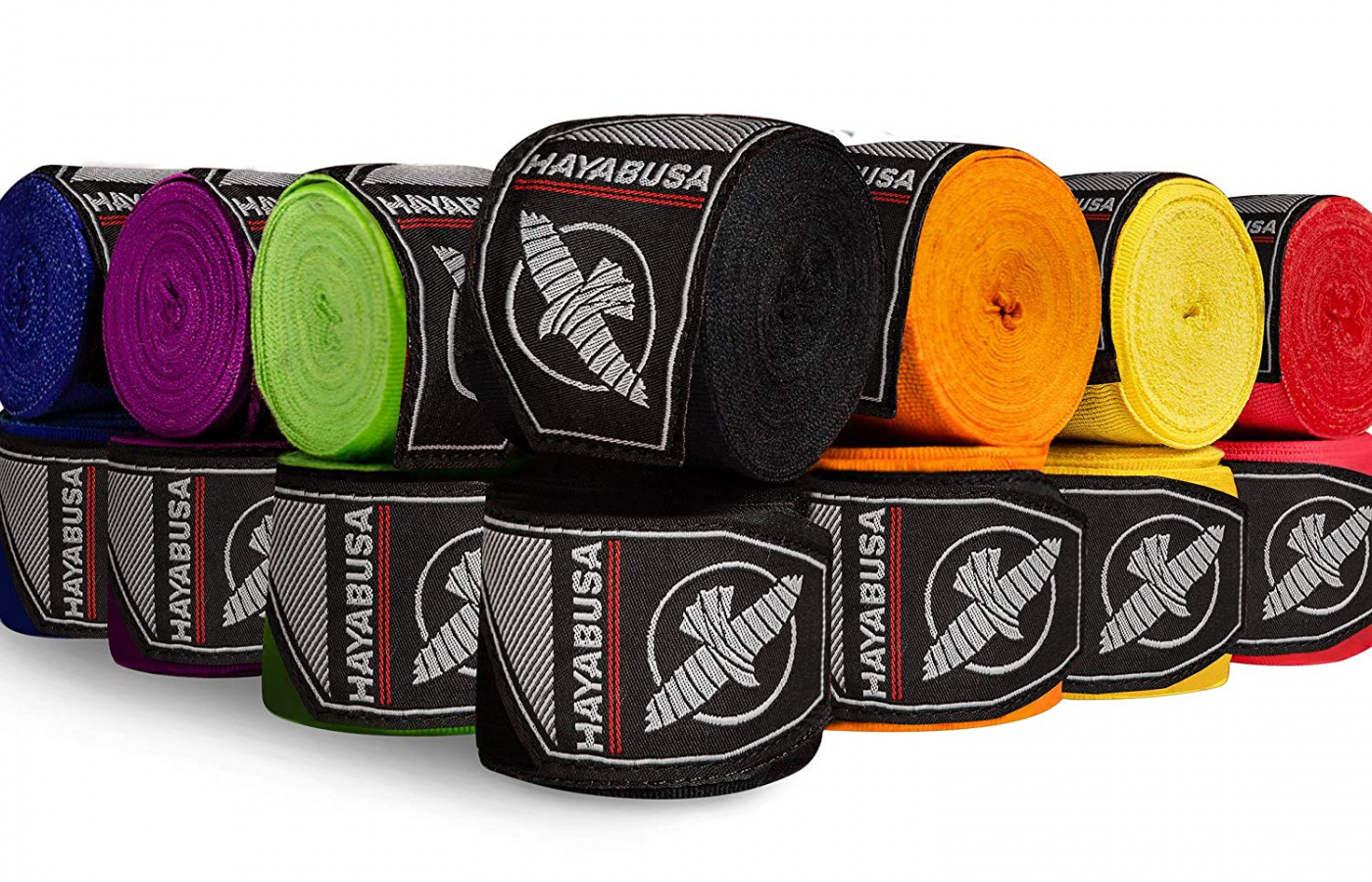 hayabusa wraps all colors