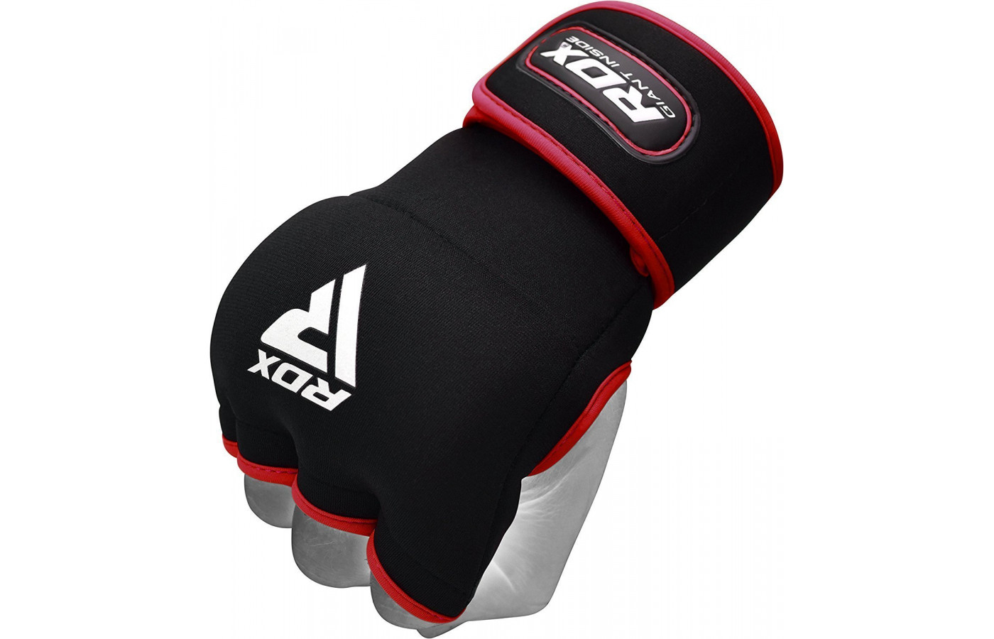 rdx hand wraps red