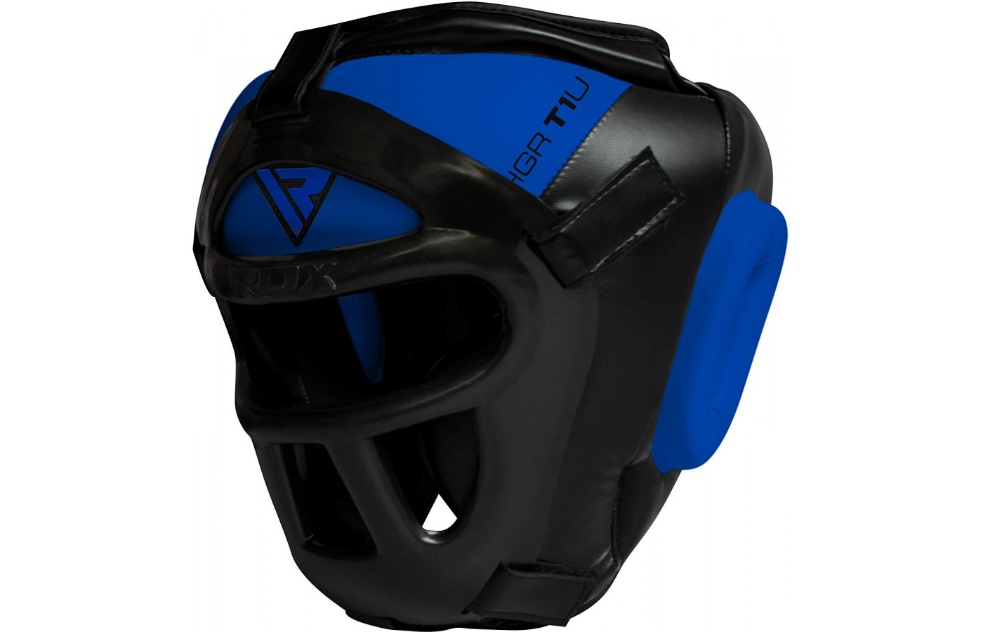 rdx headgear blue
