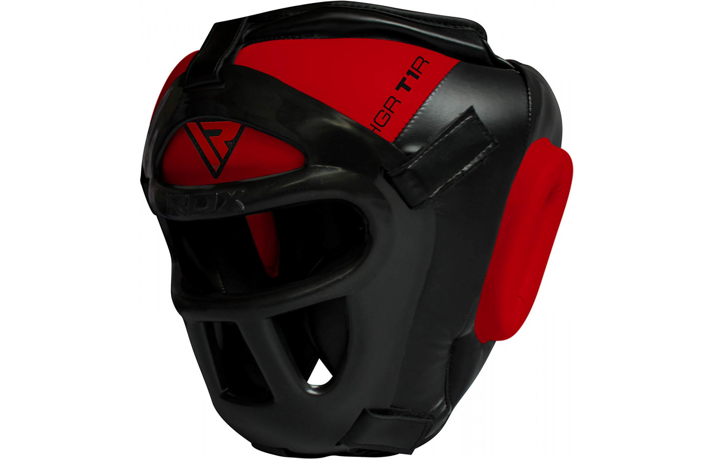 rdx headgear with mask red