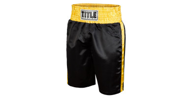 An In Depth Review of the TITLE Edge Boxing Trunks in 2019