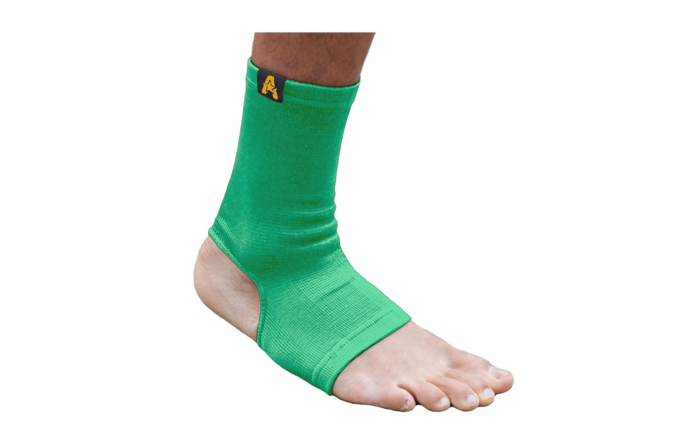 Anthem Athletics ankle support green