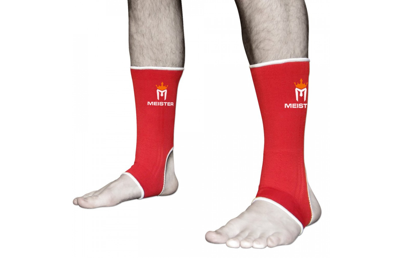 Meister ankle supports red