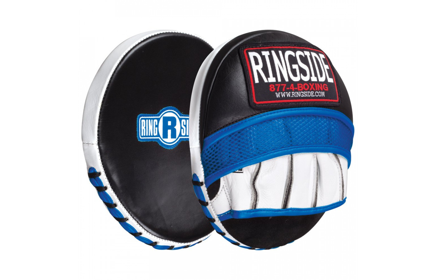Ringside gel micro punch mitts