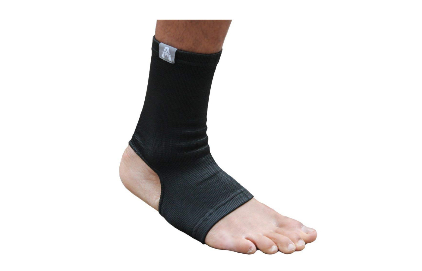 anthem athletics ankle support black