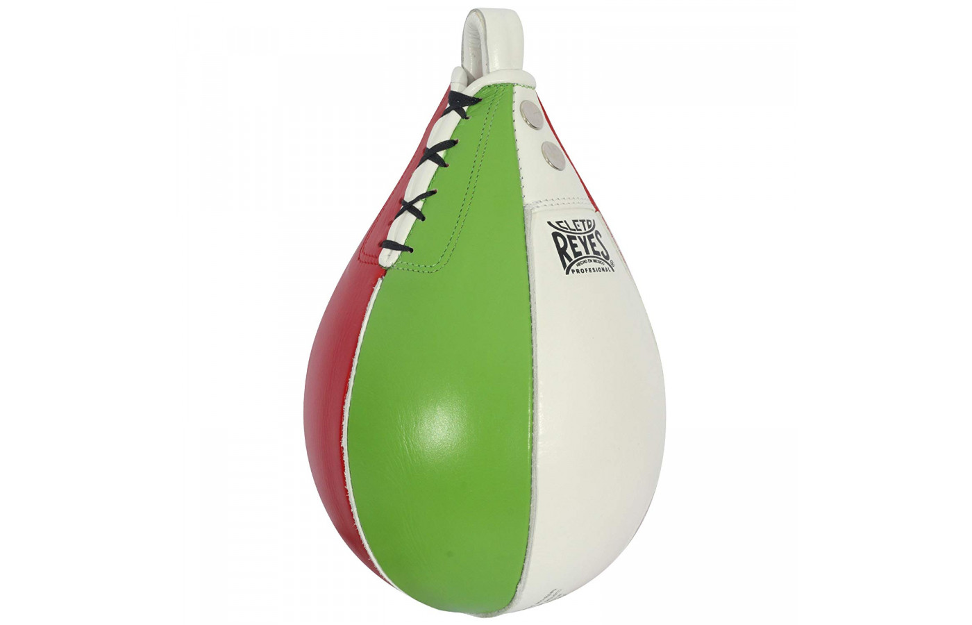 cleto reyes speed bag green red white