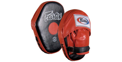 An In Depth Review of the Fairtex Classic Focus Mitts Review in2019
