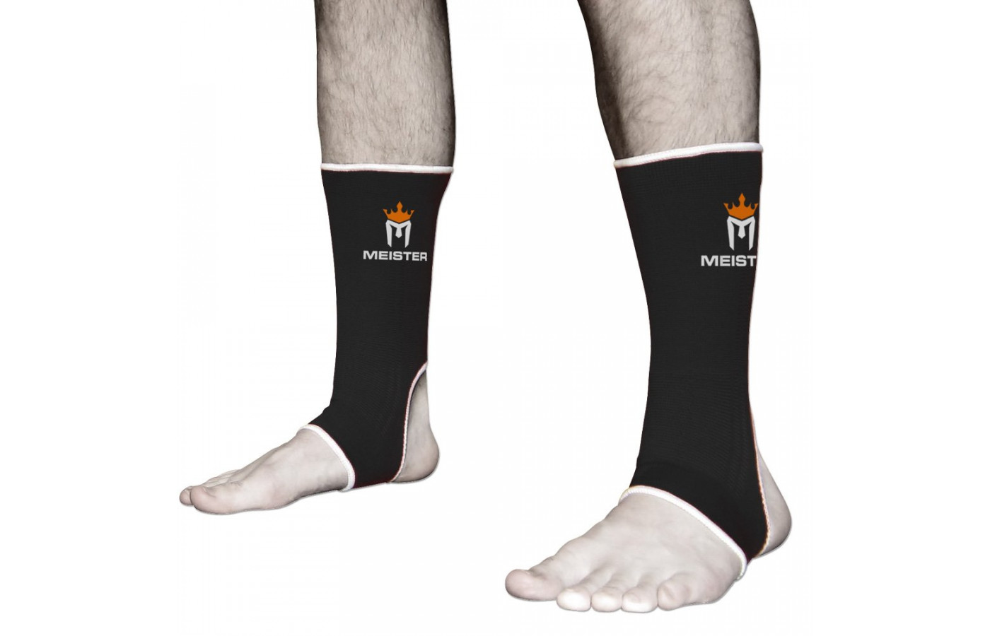 meister ankle supports black