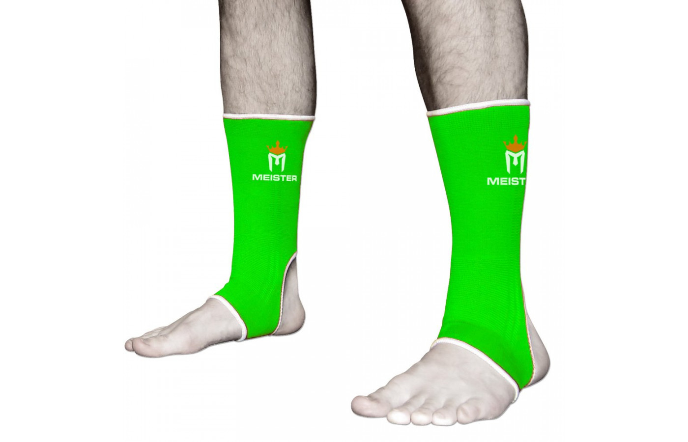 meister ankle supports green