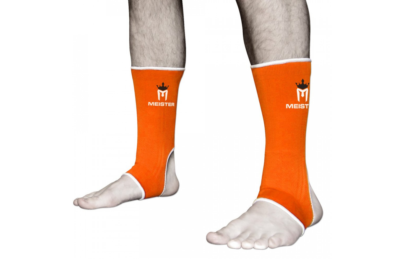 meister ankle supports orange