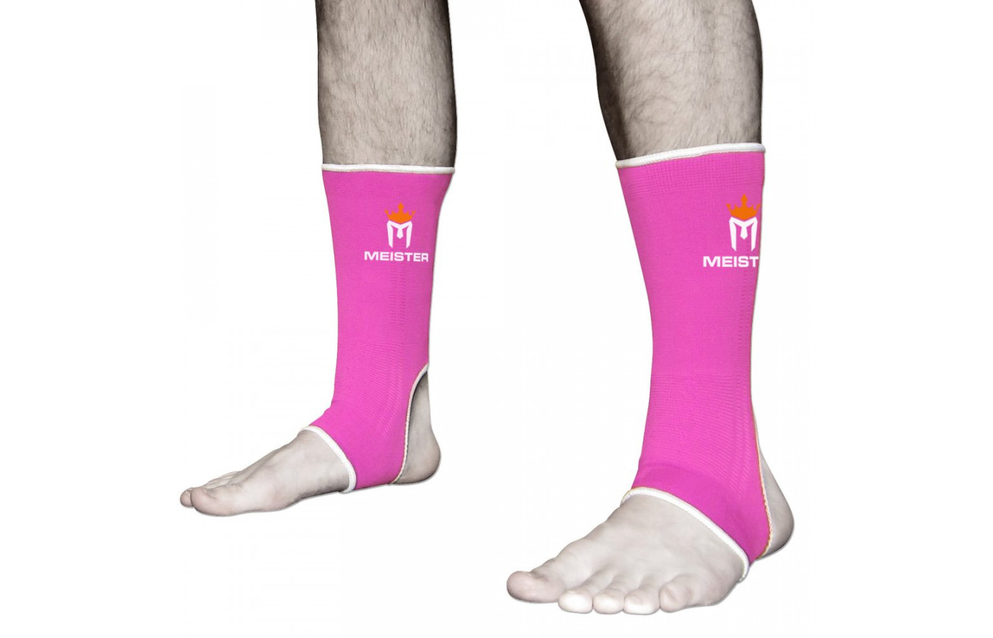 meister ankle supports pink