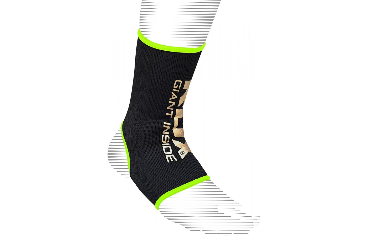 rdx ab ankle sleeve black and green