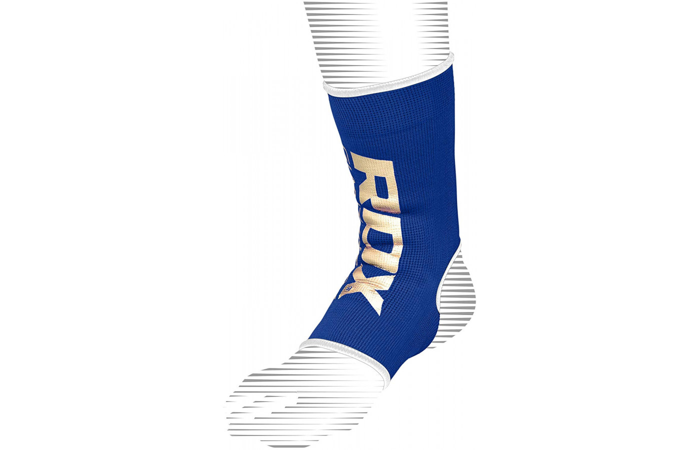 rdx ab ankle sleeve blue angle