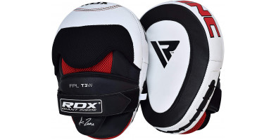 An In Depth Review of the RDX T3 Focus Mitts in 2019