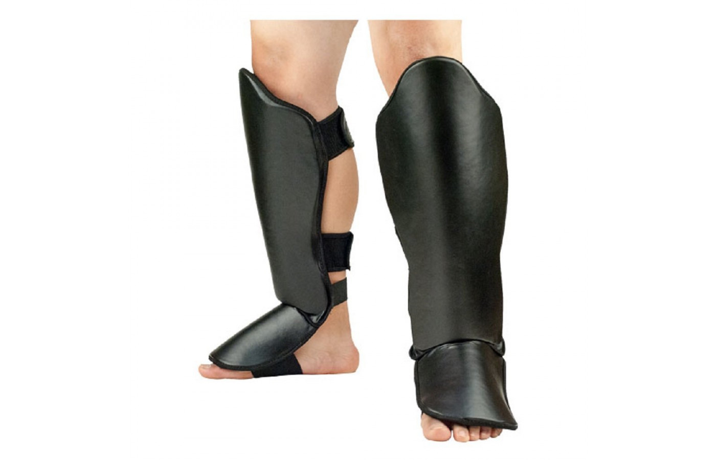 revgear premier shin guards front