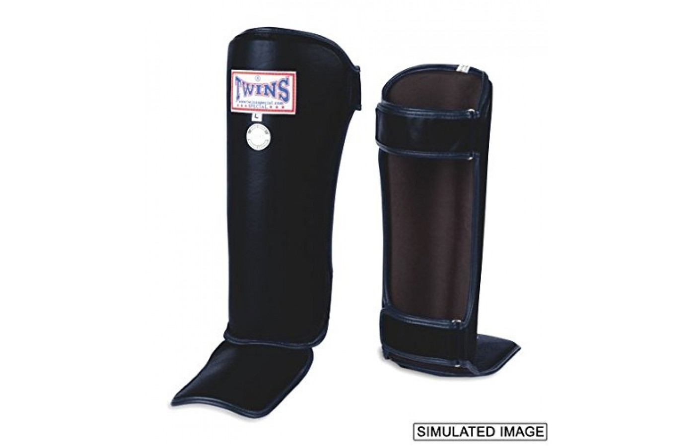 twins competition shin guards