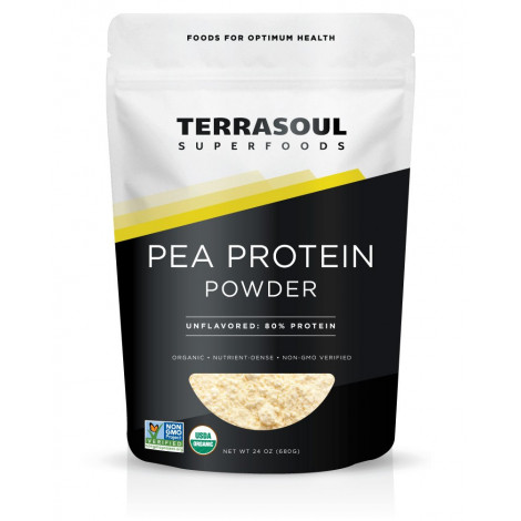 Terrasoul Superfoods Organic Pea Protein