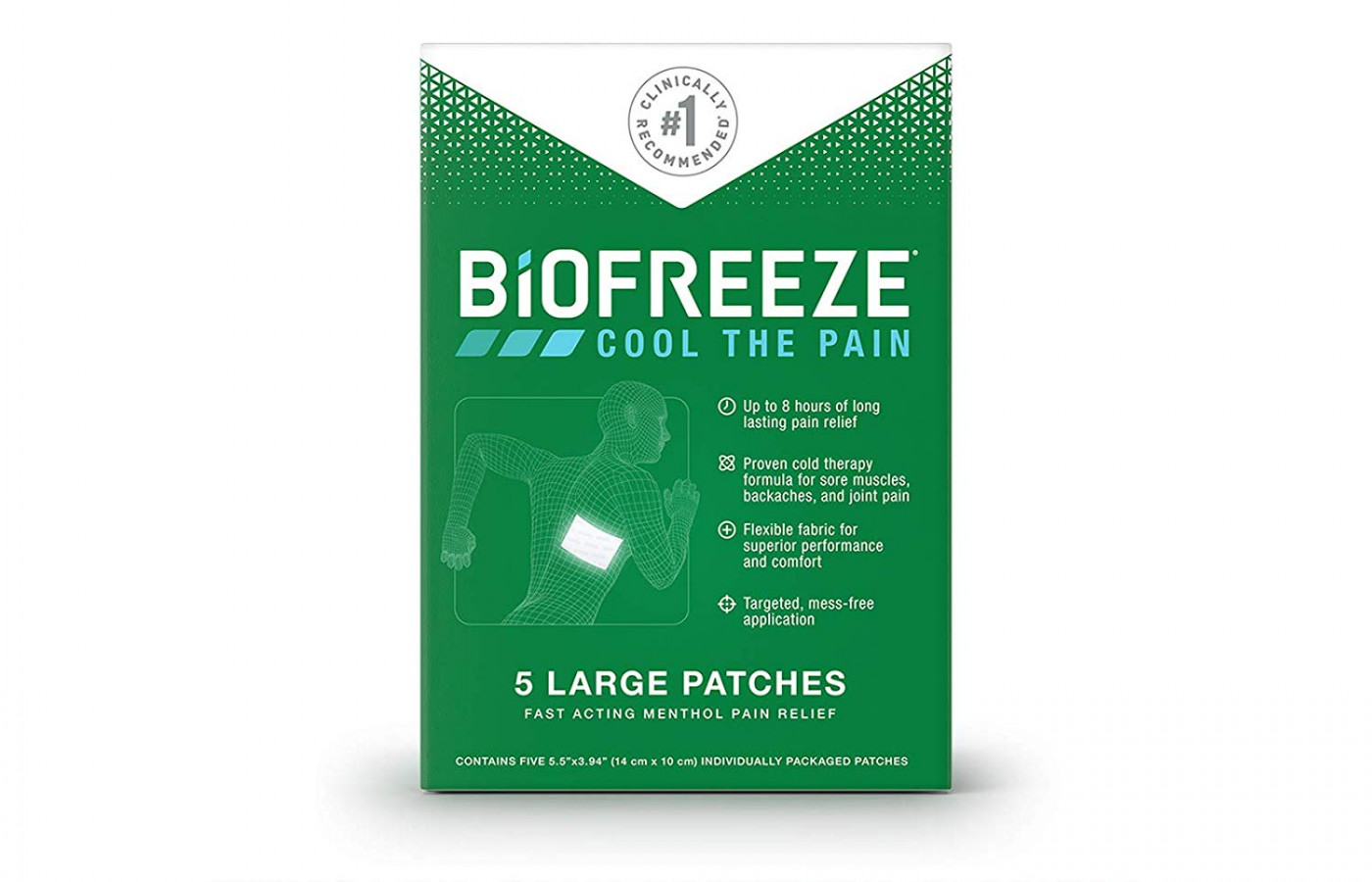 biofreeze patches