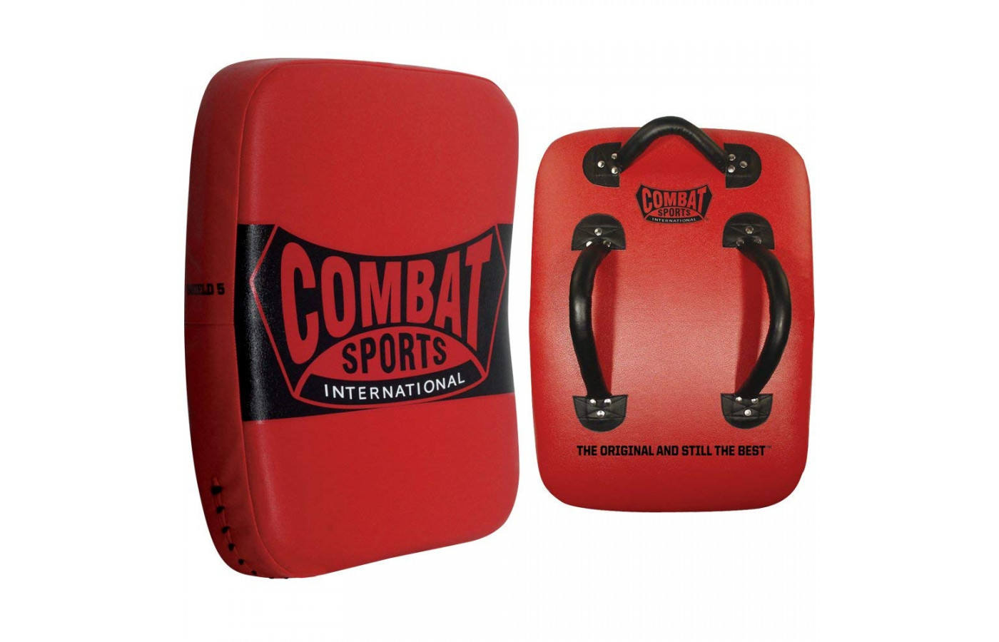 combat sports big pad front and back