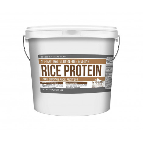 Earthborn Elements All Natural Vegan Rice Protein
