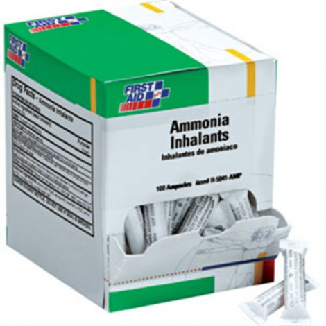 First Aid Only H5041-AMP Ammonia Inhalant Ampoules