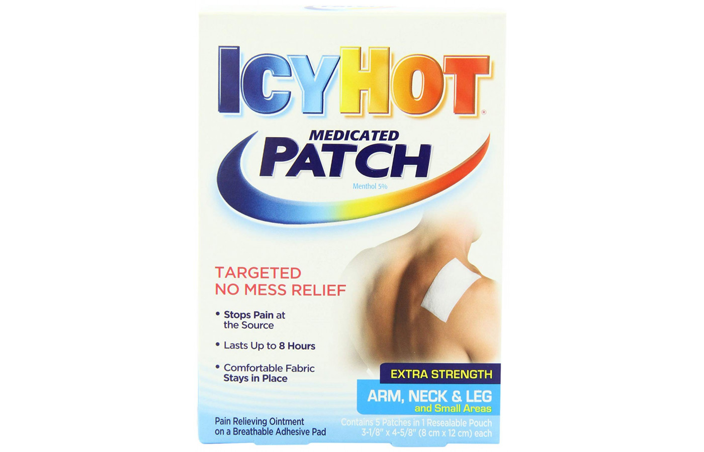 icy hot patches