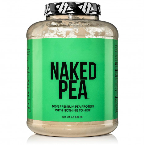 100% Pea Protein Powder from North American Farms