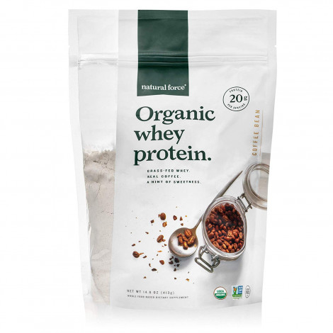 Natural Force Organic Whey Protein
