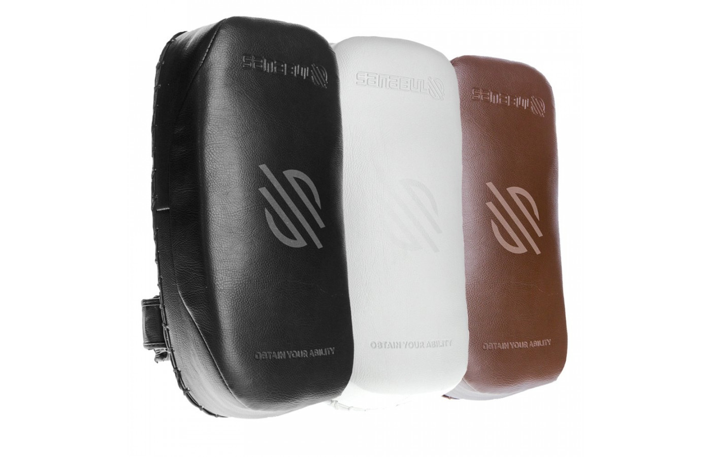 sanabul battle forged pads all three colors