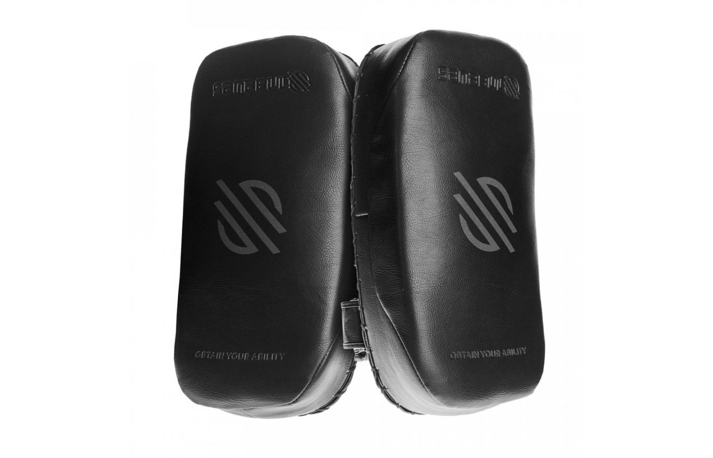 sanabul battle forged pads front angle