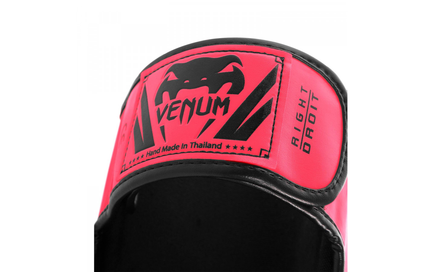 venum elite guards red closure